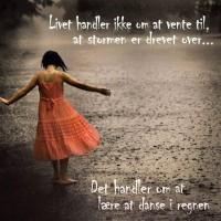 Livet handler ikke om at vente