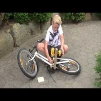 Cykel bliver til el-cykel